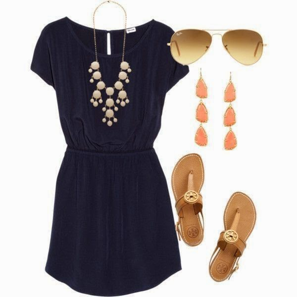 Top 5 Summer Gorgeous Outfits