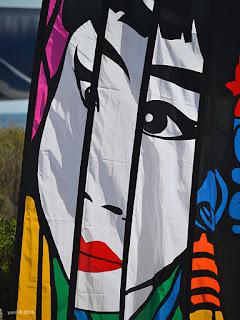 flag geisha