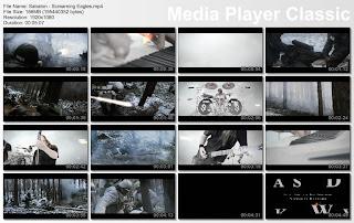 Sabaton - Screaming Eagles, MP4, download, HD