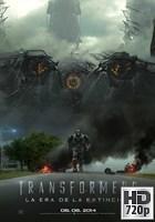 Transformers: La Era de la Extinción (2014) BRrip 720p Latino-Ingles