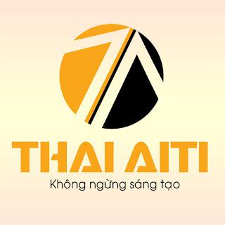Ý nghĩa logo Công ty Thái AiTi, t logo, ta logo, logo ta, logo t