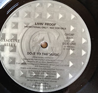 Livin\' Proof – Do It To The Music (Promo VLS) (1994)