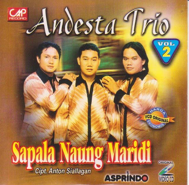 "Andesta Trio Vol 2 ""Sapala Naung Maridi"""