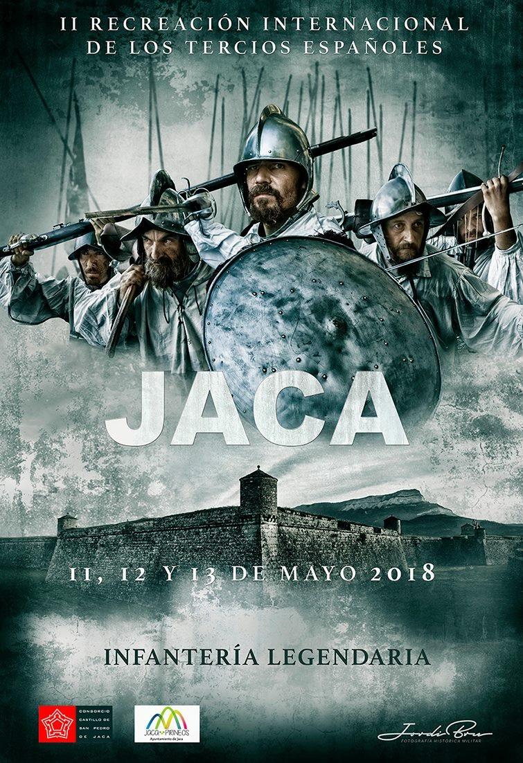 JACA - Recreación Tercios Españoles