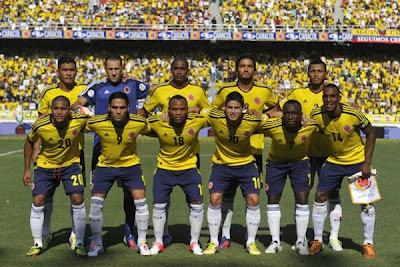 ¡Confimadas! las titulares de Colombia y Paraguay