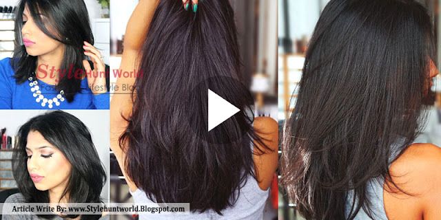 How To Grow Hair Naturally Very Fast - Natural Hair Mask! Only Two ingredients!