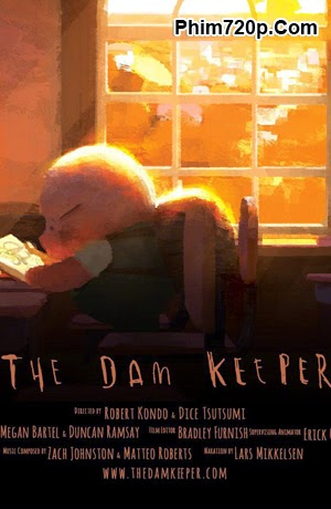 The Dam Keeper 2015 poster