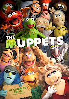 The Muppets (2011) DVDScr 400MB