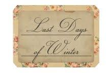 """Especial """"despidiendo el invierno"""""""