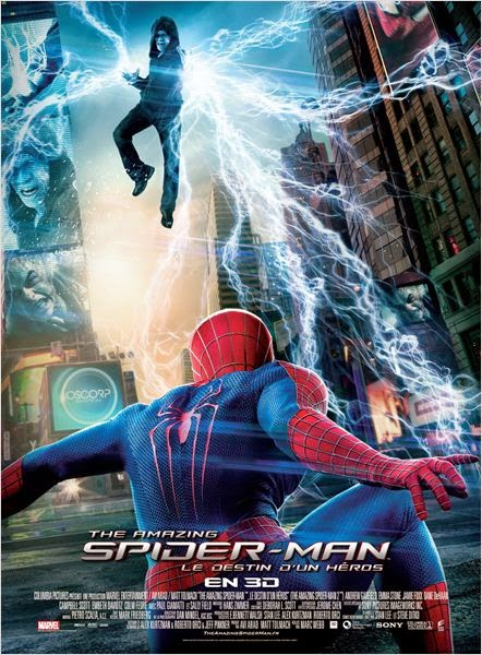 The Amazing Spider-Man : le destin d'un Héros STREAMING www.francefilm.net