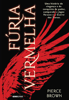 [Resenha] Fúria Vermelha | Pierce Brown @globoalt