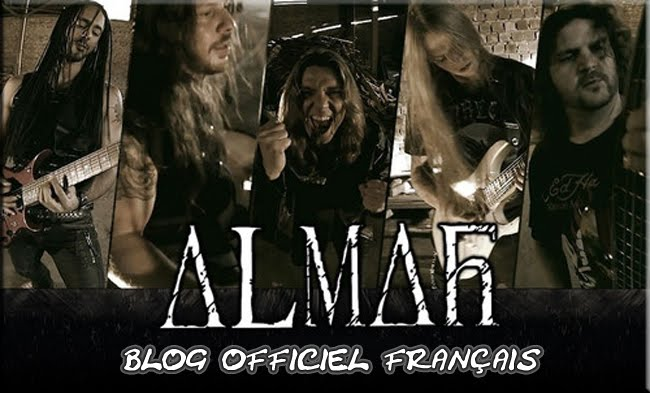 Almah Blog officiel français