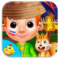 adventure game for kids