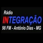 Rádio Integração 98,7 FM Antonio Dias