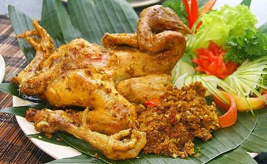 Resep Ayam Betutu Spesial