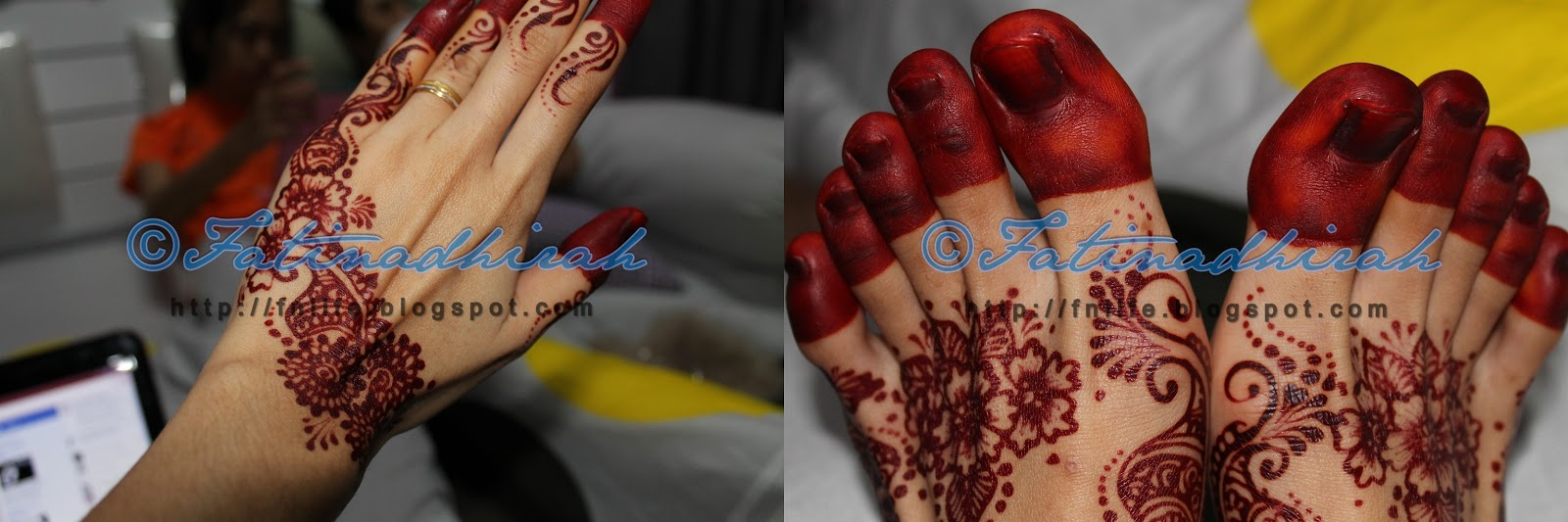 Wedding Review My Henna Little Rafa