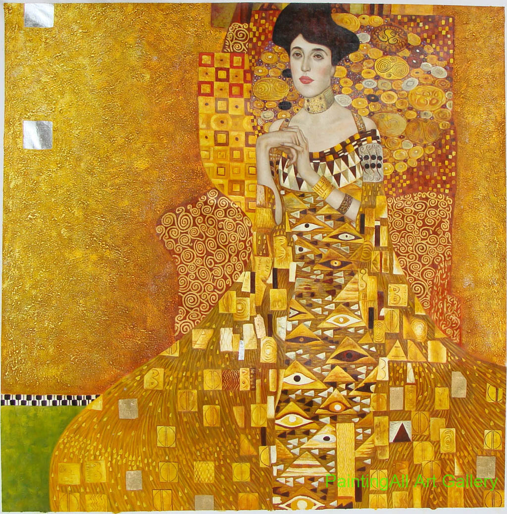 5 most expensive paintings ever ubah ubah for Gustav klimt original paintings for sale