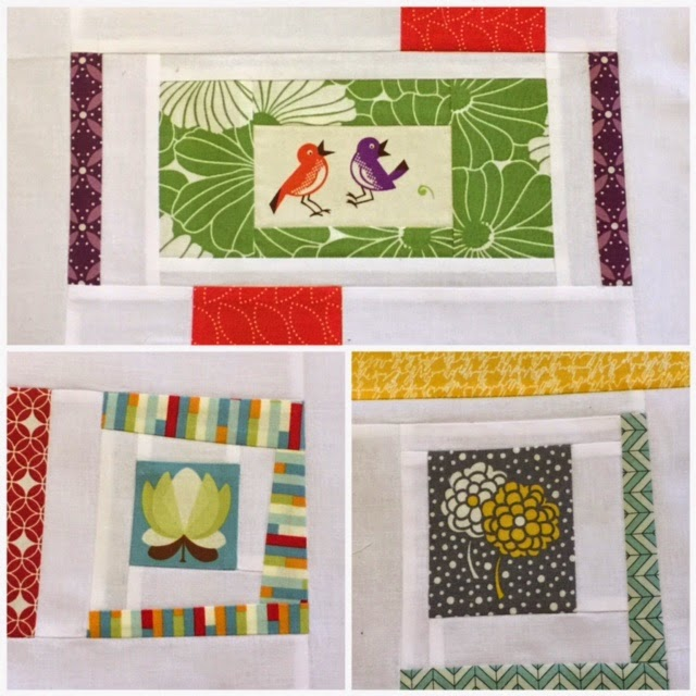 Stitch Tease Bee March Blocks