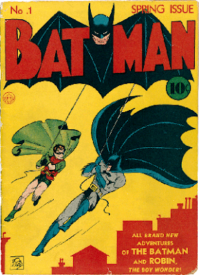 1 Batman 10 of the Best Comic Books of All Time