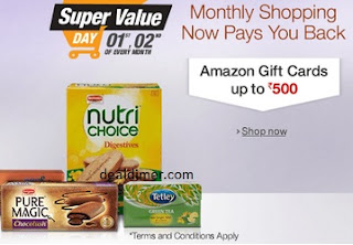 Gourmet-specialty-foods-upto-50-off-cashback-amazon-super-value-day