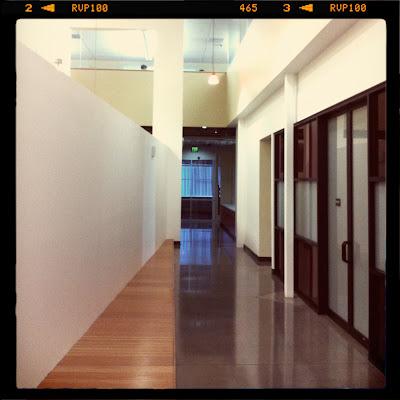 GotPrint new building hallway