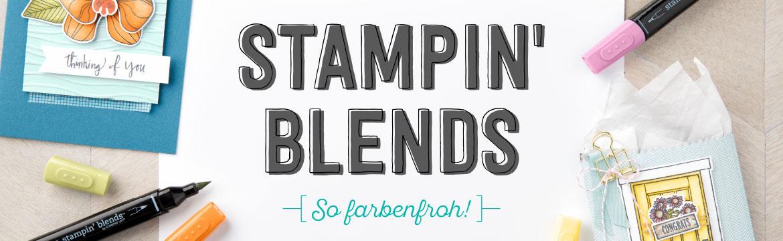 Stampin' Blends - Alkoholmarker