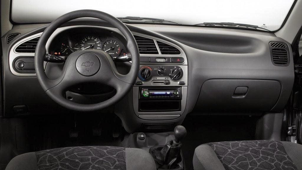 السيارات الجديدة - شيفروليه - لانوس 2014