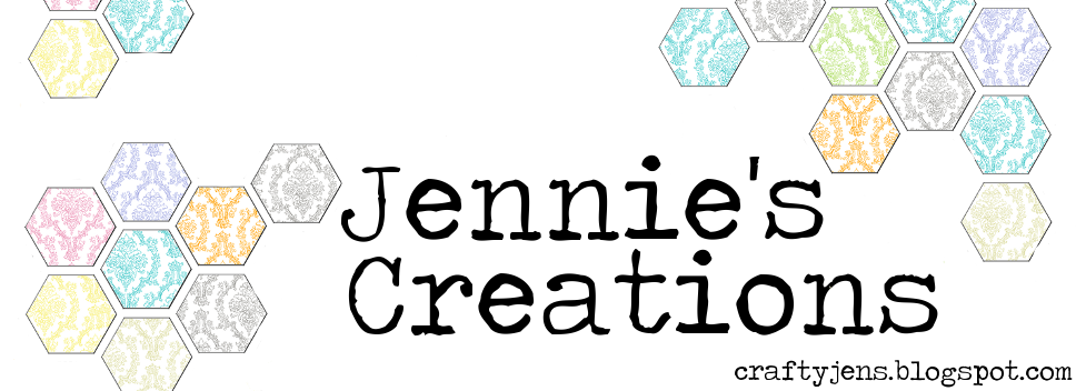 Jennie&#39;s Crafty Things