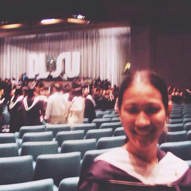 de la salle university manila graduation maraisms on instagram