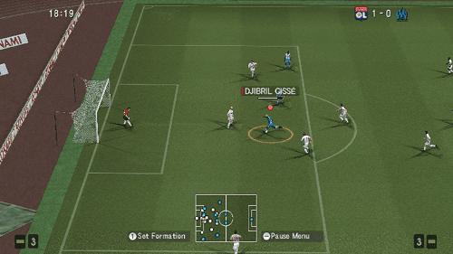 Pro Evolution Soccer (PES) 2008 1