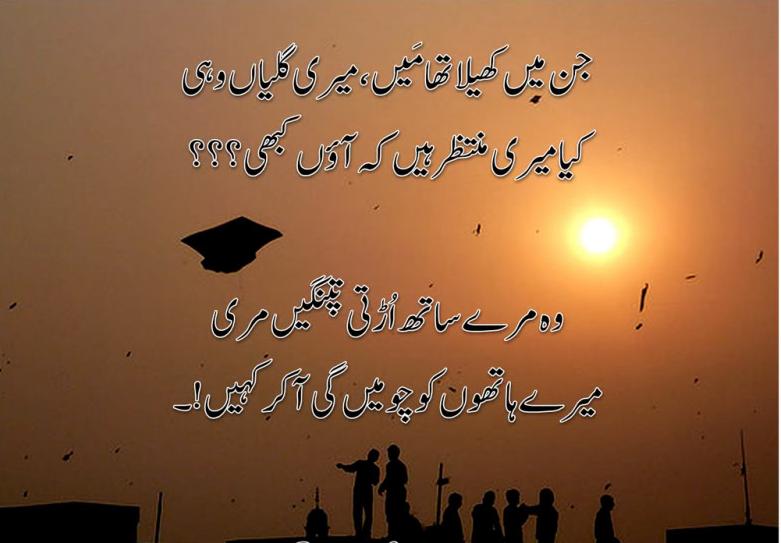 Eid ul Fitr Poetry Wishes Greetings and Shayari in Urdu