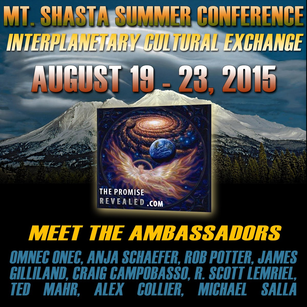 Mt. Shasta Summer Conference
