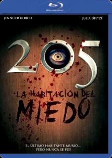 205: La Habitación Del Miedo (2011) DVDRip Latino