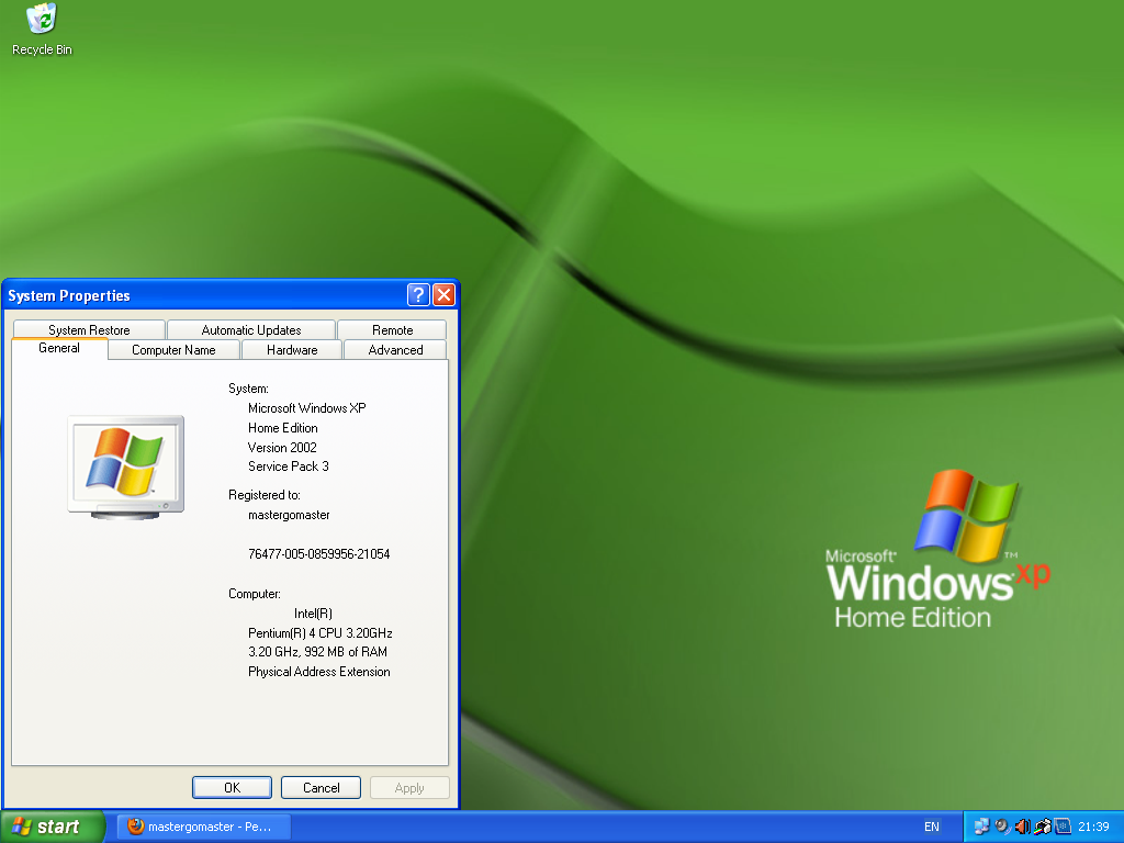 Microsoft windows xp professional sp5 latest version for Latest windows version