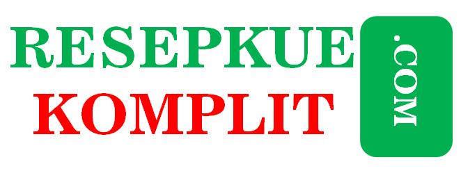 Logo Resepkuekomplit.com