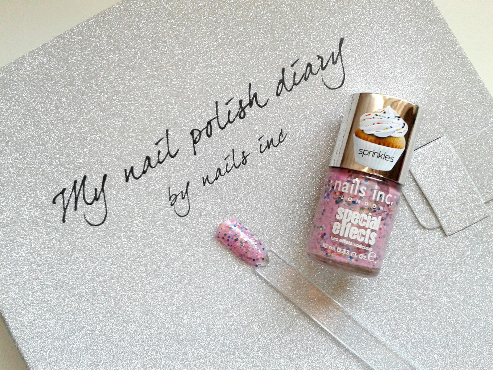 Nails Inc Nail Polish Diary: May Review Swatch Fulham Palace Gardens