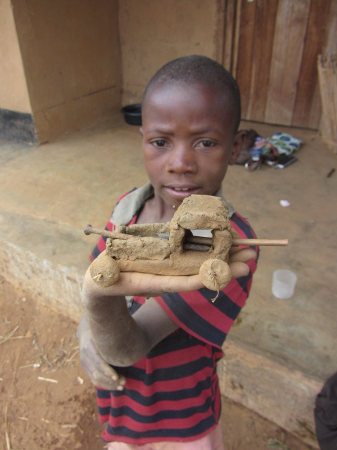 Toys For Poor : Malawi and me a love story