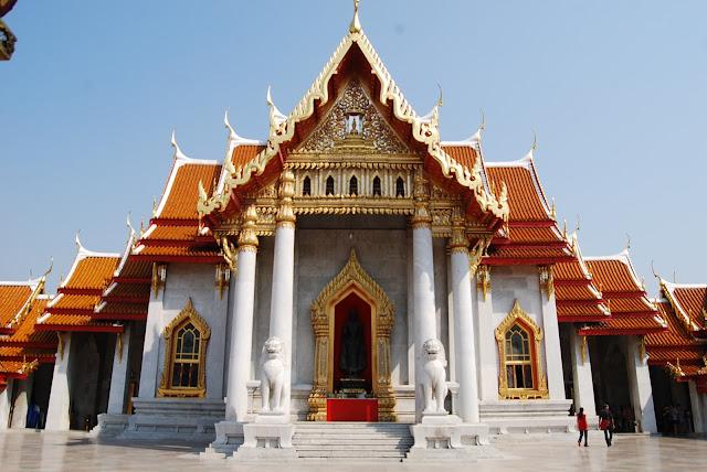 "Храм ""Wat Benchamabophit"""