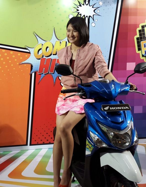 Pilihan Warna Honda BeAT Pop - Monggo dipilih