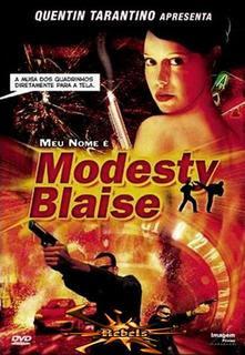 Meu Nome é Modesty Blaise Dublado