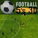 Football 5s 3D | Toptenjuegos.blogspot.com