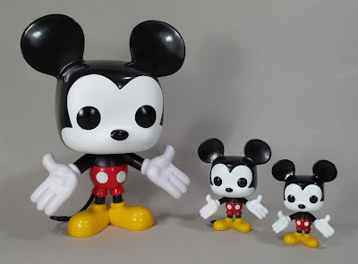 First Look: Mickey Mouse Mini Disney Pop! Vinyl Figure Prototype