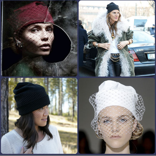 style of your own blog, trends, jil sander beanie, anna dello russo, honestly wtf beanie diy,