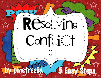 Tips for Teachers to help their students solve conflicts