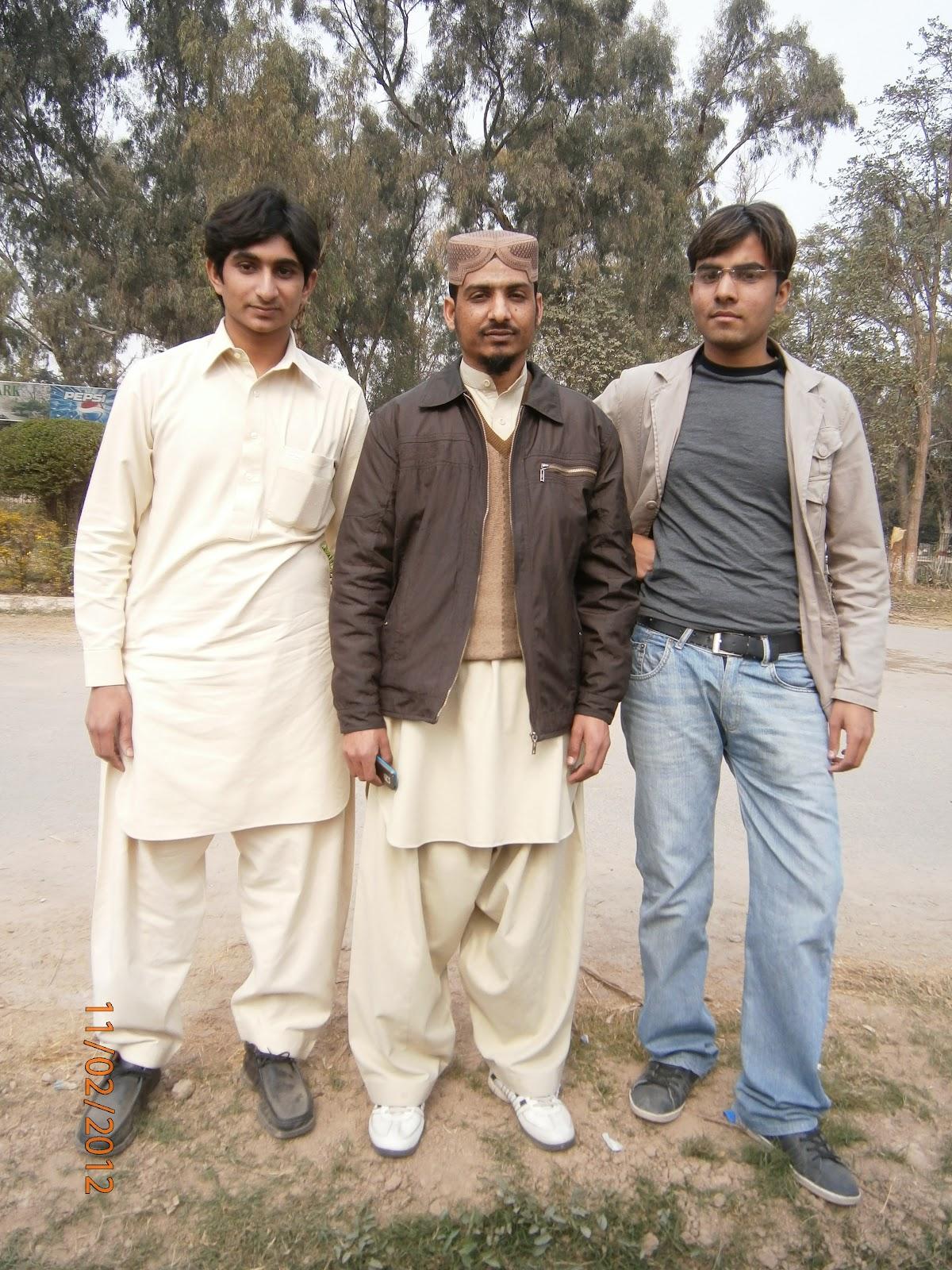 Indus High School Candid