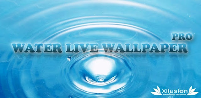 Water Pro Live Wallpaper v1.0.5 APK
