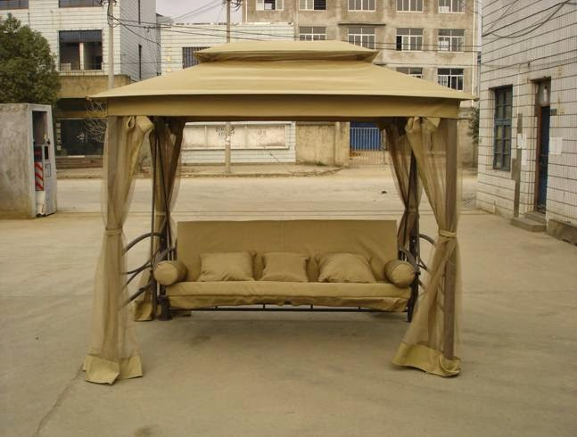 China Garden Canopy design