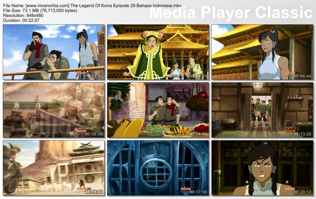 Download Film / Anime Avatar: The Legend of Korra Episode 29 Bahasa Indonesia