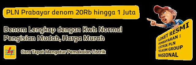 Begini Cara Transaksi Pulsa Token PLN Prabayar Murah di Metro Reload