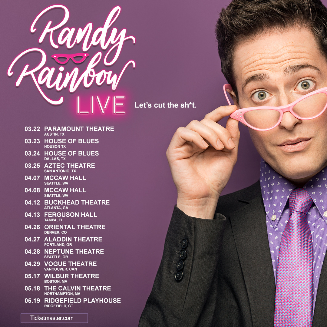 RANDY RAINBOW LIVE ON TOUR!